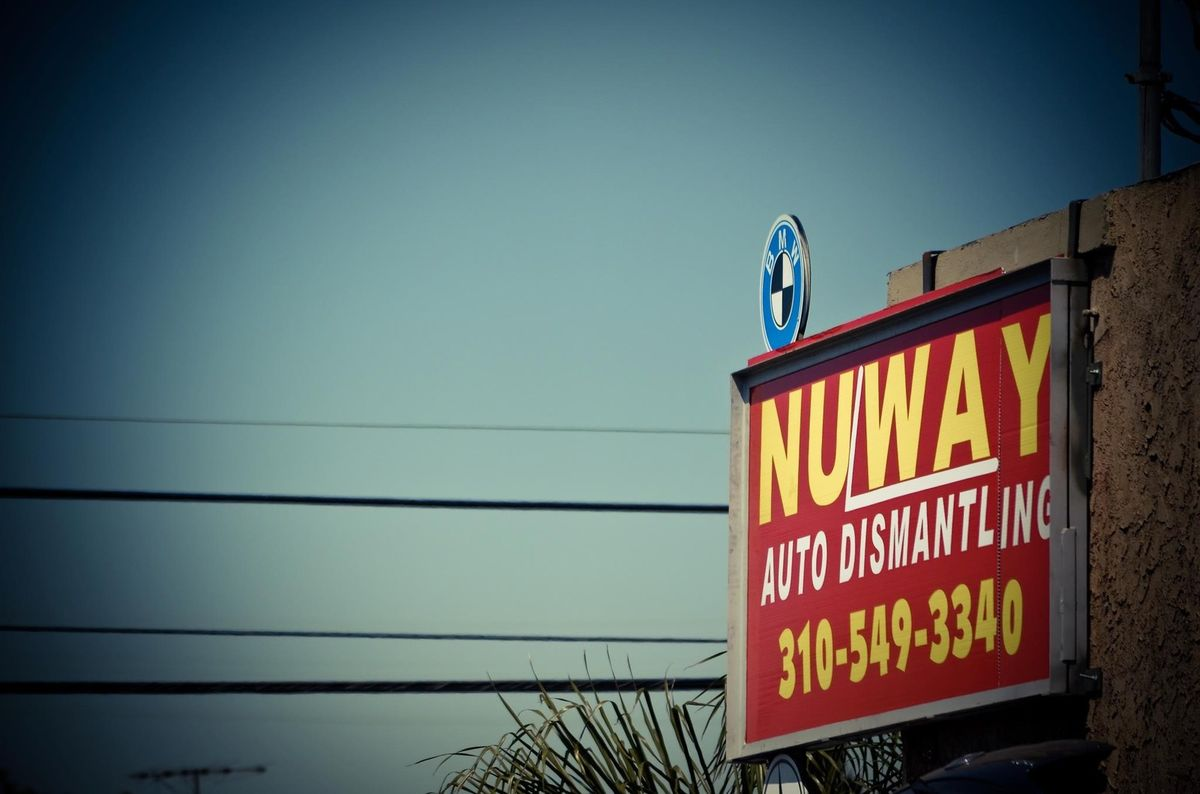 Nu Way Auto Dismantling, European car parts specialist in Wilmington, CA
